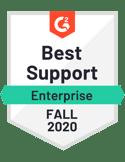 Service Desk - Best Support - Enterprise - Fall 2020