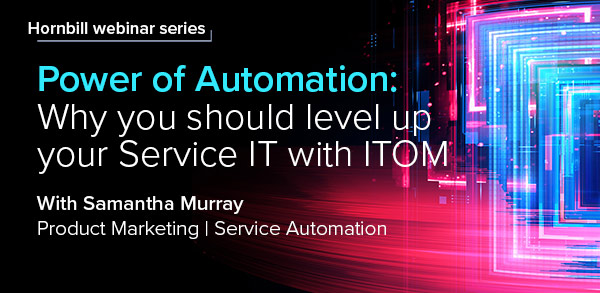 Why you should level up your Service IT with ITOM