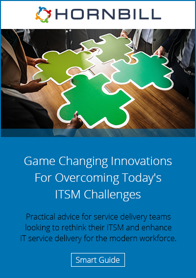 Game Changing Innovations For Overcoming Todays ITSM Challenges