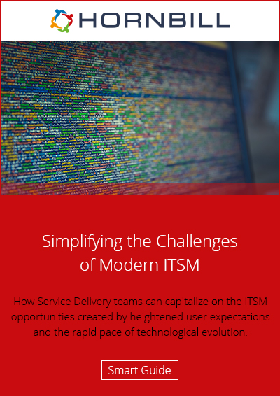 Simplifying the Challenges of Modern ITSM