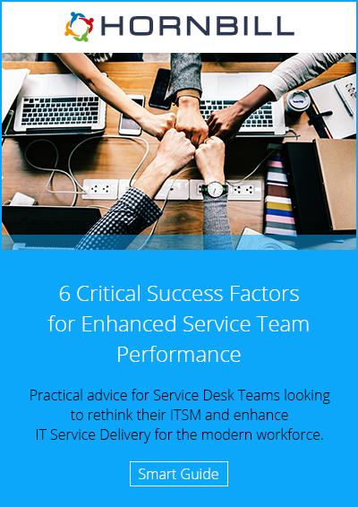 6 Critical Success Factors for Enhanced Service Team Performance