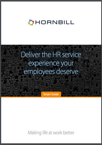 Deliver the HR Service Experience your Employees Deserve